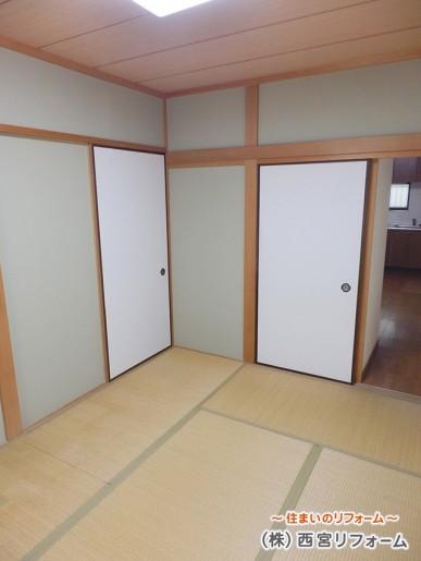 以前の和室