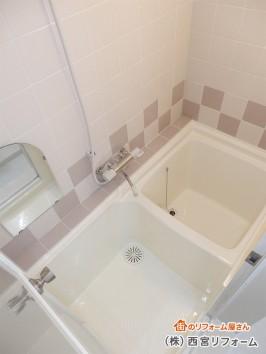 浴室再生塗装