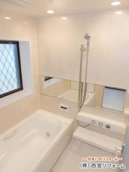 温水式浴室暖房乾燥機の採用