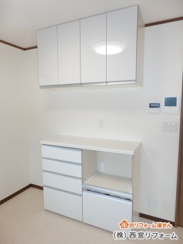 カップボード( 家電収納 )