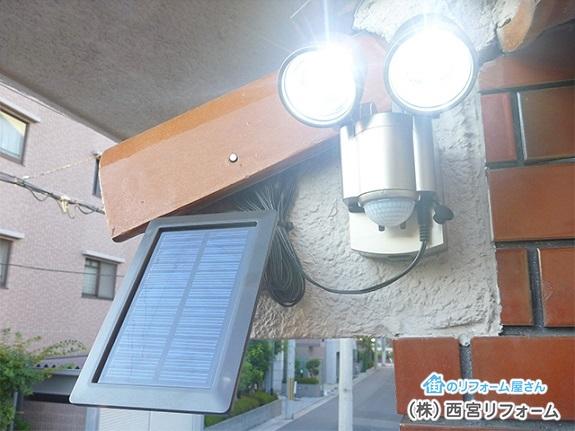 高輝度LED電球を採用